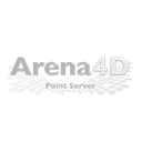 Arena4D Point Server